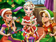 Play Disney Christmas Party