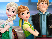 Play Disney Frozen Memory