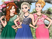 Play Disney Princess Spring Ball