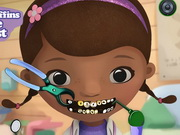 Play Doc Mcstuffins At The Dentist
