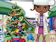 Play Doc Mcstuffins Christmas Shopping
