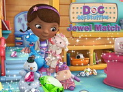 Play Doc Mcstuffins Jewel Match