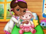 Play Doc Mcstuffins Lamb Healing