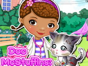 Play Doc Mcstuffins: Stray Kitten Caring