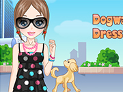 Play Dogwalker Dress Up