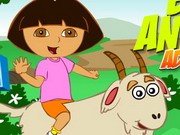 Play Dora Animal Adventure