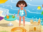 Play Dora Beach Day