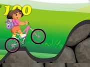 Play Dora Bike Adventure