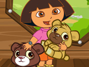Play Dora Care Baby Bears