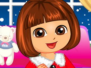 Play Dora Christmas Travel