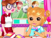 Play Dora Classroom Slacking