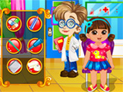 Play Dora Doctor Slacking