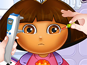 Play Dora Eye Problems