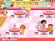 Play Dora Family Restaurant