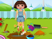 Play Dora Gardener