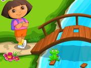 Play Dora Go Camping