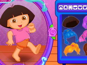 Play Dora Go To School
