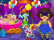 Play Dora Halloween Prepare More