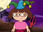 Play Dora Halloween