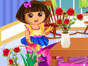 Play Dora Loves Flowers