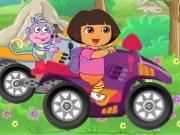 Play Dora Racing Battle