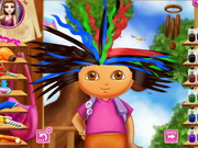 Play Dora Real Haircuts