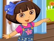Play Dora's Overalls Design
