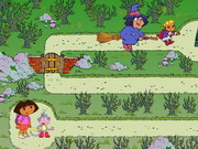Play Dora Saves The Prince