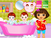 Play Dora Sibling Care