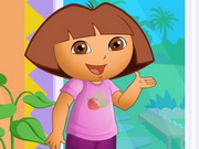 Play Dora the Cook Dress Up