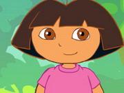 Play Dora the Explorer Dress Up