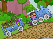 Play Dora Train Express Game