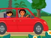 Play Doras Ride-Along City Adventure