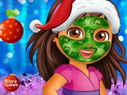 Play Doras Xmas Makeover