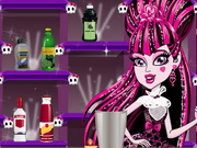 Play Draculaura Monster Bartender