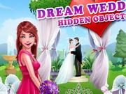 Play Dream Wedding Hidden Objects