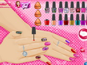 Play Dreamy Nails Makeover