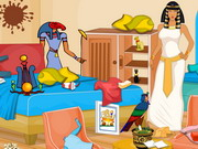 Play Egyptian Princess Room Cleaning
