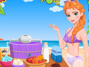 Play Elisa Magic Ice Cream