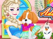Play Elsa Adopt A Pet