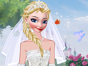 Play Elsa And Anna Brides