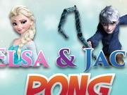 Play Elsa And Jack Pong