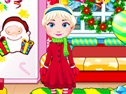Play Elsa Baby Celebrate Christmas