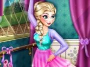 Play Elsa Ballet Rehearsal