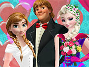 Play Elsa Bridesmaid