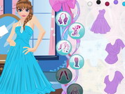 Play Elsa Dress Up For School