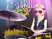 Play Elsa Drum Concert