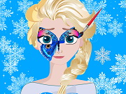 Play Elsa Face Painting