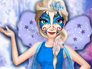 Play Elsa Face Tattoo