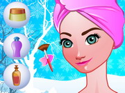 Play Elsa Frozen Ball Makeover